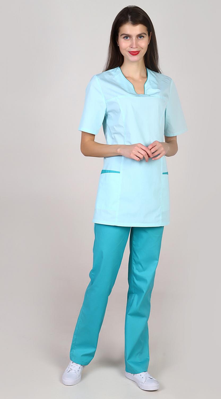 Костюм хирургический женский